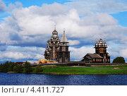 Карелия,остров Кижи (2012 год). Редакционное фото, фотограф Олег Соловьев / Фотобанк Лори