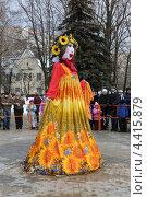 Купить «Масленица», эксклюзивное фото № 4415879, снято 16 марта 2013 г. (c) Алексей Гусев / Фотобанк Лори