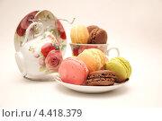 Время чая. Стоковое фото, фотограф Анна Гончар / Фотобанк Лори