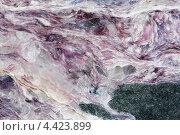 Купить «Минерал чароит. Природный фон», фото № 4423899, снято 28 января 2013 г. (c) Анна Зеленская / Фотобанк Лори