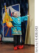 Купить «Город Балашиха, праздник Масленица в Преображенском храме», эксклюзивное фото № 4438043, снято 12 марта 2013 г. (c) Дмитрий Неумоин / Фотобанк Лори
