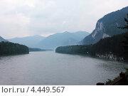 Горная река Катунь, Алтай (2012 год). Стоковое фото, фотограф Михаил Балберов / Фотобанк Лори