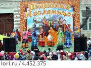 Широкая масленица (2013 год). Редакционное фото, фотограф Анатолий Уткин / Фотобанк Лори