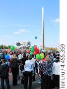 9 мая в Бресте (2011 год). Редакционное фото, фотограф Вадим Бахир / Фотобанк Лори