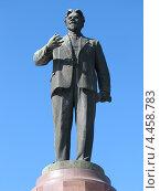 Купить «Памятник Михаилу Калинину, установленный в 1959 году (город Калининград)», эксклюзивное фото № 4458783, снято 25 марта 2013 г. (c) Ната Антонова / Фотобанк Лори