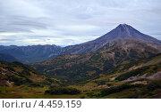 Вулканы Камчатки (2012 год). Стоковое фото, фотограф Юлия Сагитова / Фотобанк Лори