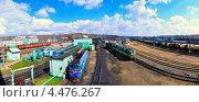 Поезда (2012 год). Редакционное фото, фотограф Иванов Александр / Фотобанк Лори