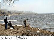 Весенняя рыбалка (2013 год). Редакционное фото, фотограф Анатолий Уткин / Фотобанк Лори