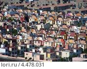 Купить «Жилая резиденция на окраине города Пуэбла. Мексика», фото № 4478031, снято 27 февраля 2012 г. (c) Ludenya Vera / Фотобанк Лори