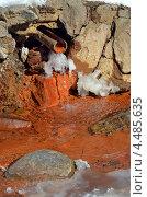 Долина Нарзанов. Приэльбрусье, Кавказ. Стоковое фото, фотограф Юлия Сагитова / Фотобанк Лори