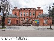 Купить «Русское посольство в городе Цетине, бывшей столицы Черногории», фото № 4488895, снято 7 апреля 2013 г. (c) Геннадий Соловьев / Фотобанк Лори