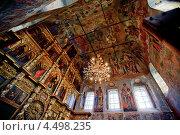 Купить «Убранство храма», фото № 4498235, снято 8 июля 2011 г. (c) Julia Shepeleva / Фотобанк Лори
