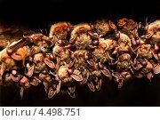 Купить «Колония летучих мышей», фото № 4498751, снято 6 апреля 2013 г. (c) Эдуард Кислинский / Фотобанк Лори