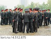 Купить «Полицейские курсанты», эксклюзивное фото № 4512875, снято 9 мая 2012 г. (c) Алёшина Оксана / Фотобанк Лори
