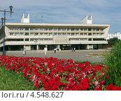 Префектура Зеленограда (2003 год). Стоковое фото, фотограф Анатолий Евсеев / Фотобанк Лори