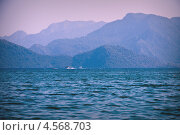 Эгейское море. Стоковое фото, фотограф Дина Вавилова / Фотобанк Лори