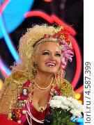 Надежда Кадышева (2009 год). Редакционное фото, фотограф Супронёнок Игорь Владимирович / Фотобанк Лори