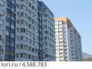 Многоквартирные дома (2013 год). Редакционное фото, фотограф Алина Салащенко / Фотобанк Лори