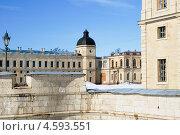 Гатчинский дворец (2013 год). Редакционное фото, фотограф Александр Щепин / Фотобанк Лори