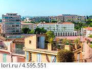 Купить «Городской пейзаж, Канны, Франция», фото № 4595551, снято 1 мая 2013 г. (c) Alexander Tihonovs / Фотобанк Лори