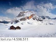 Канацеи, Валь-ди-Фасса, Доломиты, Альпы, Италия. Стоковое фото, фотограф photoff / Фотобанк Лори