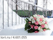 Букет цветов. Стоковое фото, фотограф Коржавин Александр / Фотобанк Лори