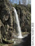 Купить «Медовые водопады», эксклюзивное фото № 4601303, снято 27 апреля 2013 г. (c) Игорь Веснинов / Фотобанк Лори
