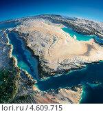 Купить «Подробная карта земли. Саудовская Аравия», иллюстрация № 4609715 (c) Антон Балаж / Фотобанк Лори