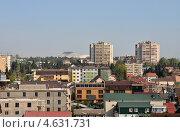 Купить «Адлер. Сочи. Улица города», эксклюзивное фото № 4631731, снято 4 мая 2013 г. (c) Юрий Морозов / Фотобанк Лори