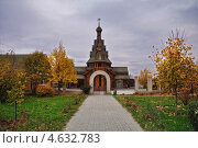 Церковь Преображения Господня (2011 год). Стоковое фото, фотограф Дина Евсеева / Фотобанк Лори