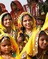 Купить «Индийские девушки в ярких этнических одеждах, Пушкар, Раджастан, Индия», фото № 4633343, снято 21 ноября 2012 г. (c) photoff / Фотобанк Лори