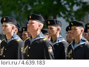 Купить «Парад в честь Дня Победы в Севастополе, 9 мая 2013 года», фото № 4639183, снято 9 мая 2013 г. (c) Stockphoto / Фотобанк Лори