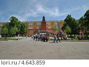 Александровский сад, Кремль, Москва (2013 год). Редакционное фото, фотограф lana1501 / Фотобанк Лори