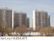Строгино (2013 год). Стоковое фото, фотограф Ксения Лунчук / Фотобанк Лори