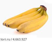 Купить «Гроздь бананов», фото № 4663927, снято 25 мая 2013 г. (c) Литвяк Игорь / Фотобанк Лори