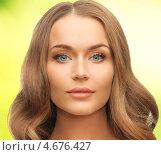 Купить «Красивая молодая женщина с распущенными длинными волосами», фото № 4676427, снято 8 декабря 2012 г. (c) Syda Productions / Фотобанк Лори