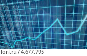 Купить «График роста доходов», иллюстрация № 4677795 (c) Wavebreak Media / Фотобанк Лори