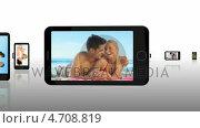 Купить «Montage of couple outdoors», видеоролик № 4708819, снято 22 июля 2019 г. (c) Wavebreak Media / Фотобанк Лори