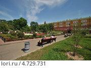 Александровский сад, Москва (2013 год). Редакционное фото, фотограф lana1501 / Фотобанк Лори