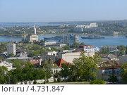 Купить «Панорама Севастополя», фото № 4731847, снято 9 мая 2013 г. (c) Stockphoto / Фотобанк Лори
