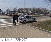 Купить «Полиция Владивостока», фото № 4739007, снято 9 мая 2013 г. (c) Корнилова Светлана / Фотобанк Лори