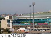 Купить «Казань, Центральный стадион», эксклюзивное фото № 4742659, снято 13 августа 2012 г. (c) A Челмодеев / Фотобанк Лори