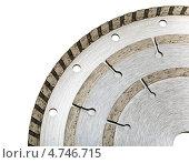 Купить «Алмазные диски для резки», фото № 4746715, снято 7 марта 2010 г. (c) Куликов Константин / Фотобанк Лори