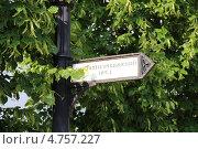 Указатель (2013 год). Редакционное фото, фотограф Виктор Гончаров / Фотобанк Лори