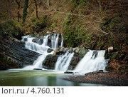 Змейковский водопад (2012 год). Редакционное фото, фотограф Алексей Свирин / Фотобанк Лори