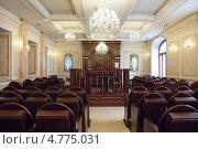 Купить «Молельный зал  синагоги грузинских евреев. Санкт-Петербург», эксклюзивное фото № 4775031, снято 16 июня 2013 г. (c) Румянцева Наталия / Фотобанк Лори