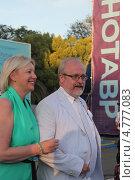 Купить «Владимир Хотиненко», фото № 4777083, снято 9 июня 2013 г. (c) Захарова Татьяна / Фотобанк Лори