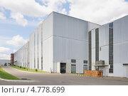 Купить «Спецзавод №4.(Мусоросжигательный завод по комплексной переработке твердых бытовых отходов) в Москве», эксклюзивное фото № 4778699, снято 19 июня 2013 г. (c) stargal / Фотобанк Лори