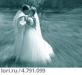 Купить «Жених и невеста», фото № 4791099, снято 10 мая 2013 г. (c) ElenArt / Фотобанк Лори