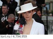 Ольга Сорокина (2013 год). Редакционное фото, фотограф Денис Макаренко / Фотобанк Лори